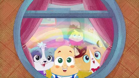 Guarda Il tesoro dell'arcobaleno / La chiave dei maghi. Episodio 7della Stagione2.