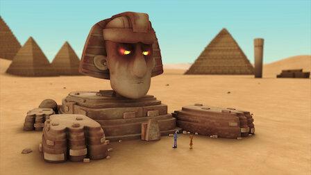 Guarda Il ballo degli agenti / Gli enigmi della Sfinge. Episodio 11della Stagione4.