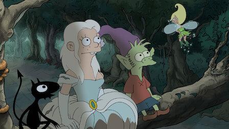 Guarda Una principessa, un elfo e un demone entrano in un bar. Episodio 1della Stagione1.